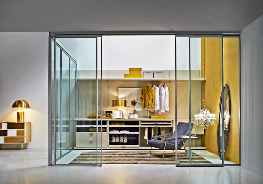 CABINEARMADIO-MOLTENI GLISS WALK-IN 01